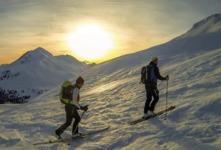 Einsteiger Skitouren im Engadin
