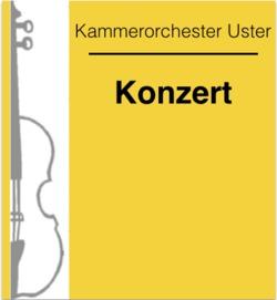 Winterkonzert des Kammerorchesters Uster