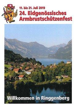 24. Eidgenössisches Armbrustschützenfest - 1