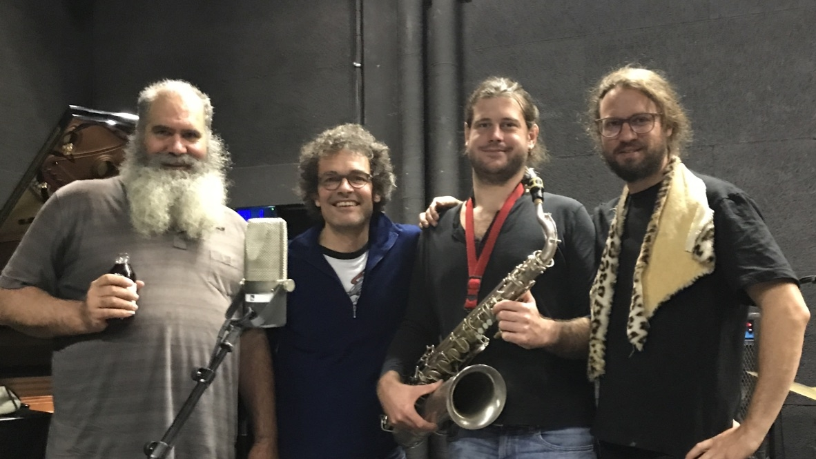 Jazz & Soul Afterwork: Bänz Oester & The Rainmakers