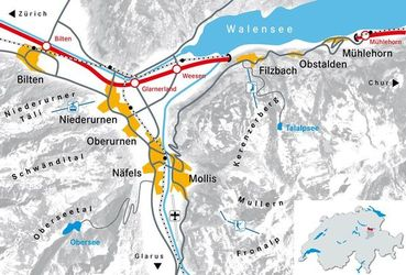 Tourismusbüro Glarus Nord - 1