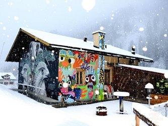 Hostel Autra Art Winter