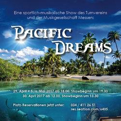 Pacific Dreams Show Messen