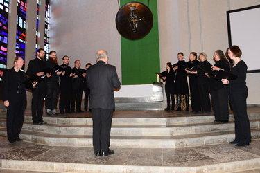 Gregorianik und Orgelmusik zur Vesper am 5. Sonntag der Fastenzeit