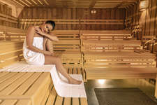 Midweek-Sauna in der Tamina Therme