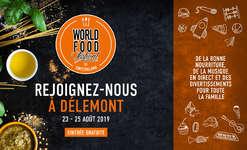 World Food Festival Delémont - ANNULÉE