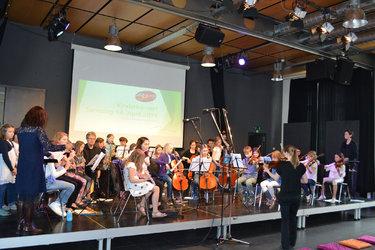 Kinderkonzert - Lern die Instrumente kennen!