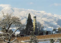 Amanduskirche Winter