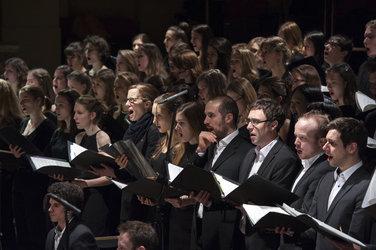Chorkonzert: Duruflé / Martin