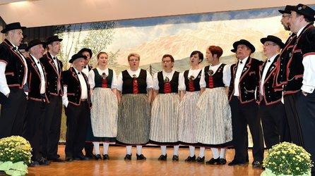 Jodelclub Klein Rigi Schönenberg-Kradolf