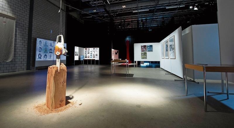 29 Arbeiten und Projekte wurden in der Chollerhalle präsentiert. (Bild Maria Schmid)