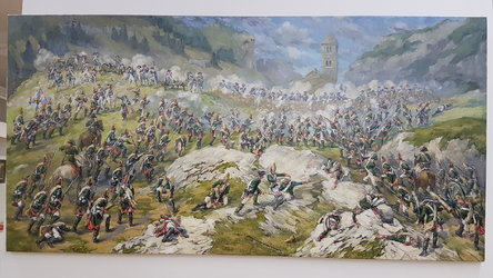 Schlacht im Klöntal