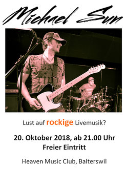 Michael Sun - Rock Night