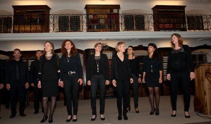 StimmBand – a cappella