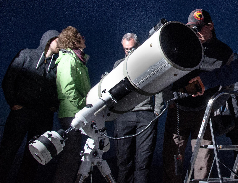 Photo Teleskop