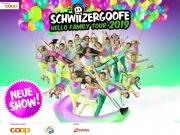 Zusatzshow: Schwiizergoofe - Hello Family Tour 2019