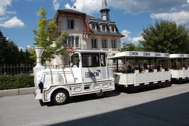 Tourist train Le Locle (Anne Monard)