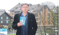 Das neue Buch vom Marcel Kümin ist wie sein Erstlingswerk in Wollerau angesiedelt. Bild Bianca Anderegg