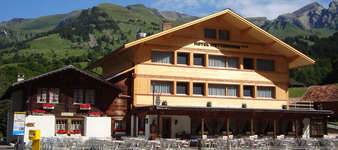 © ***Hotel Restaurant Wetterhorn