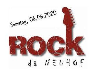 ROCK dä NEUHOF Openair, Sa, 06.06.2020 - 1