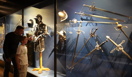 Zürcher Waffen des 16. bis 19. Jahrhunderts