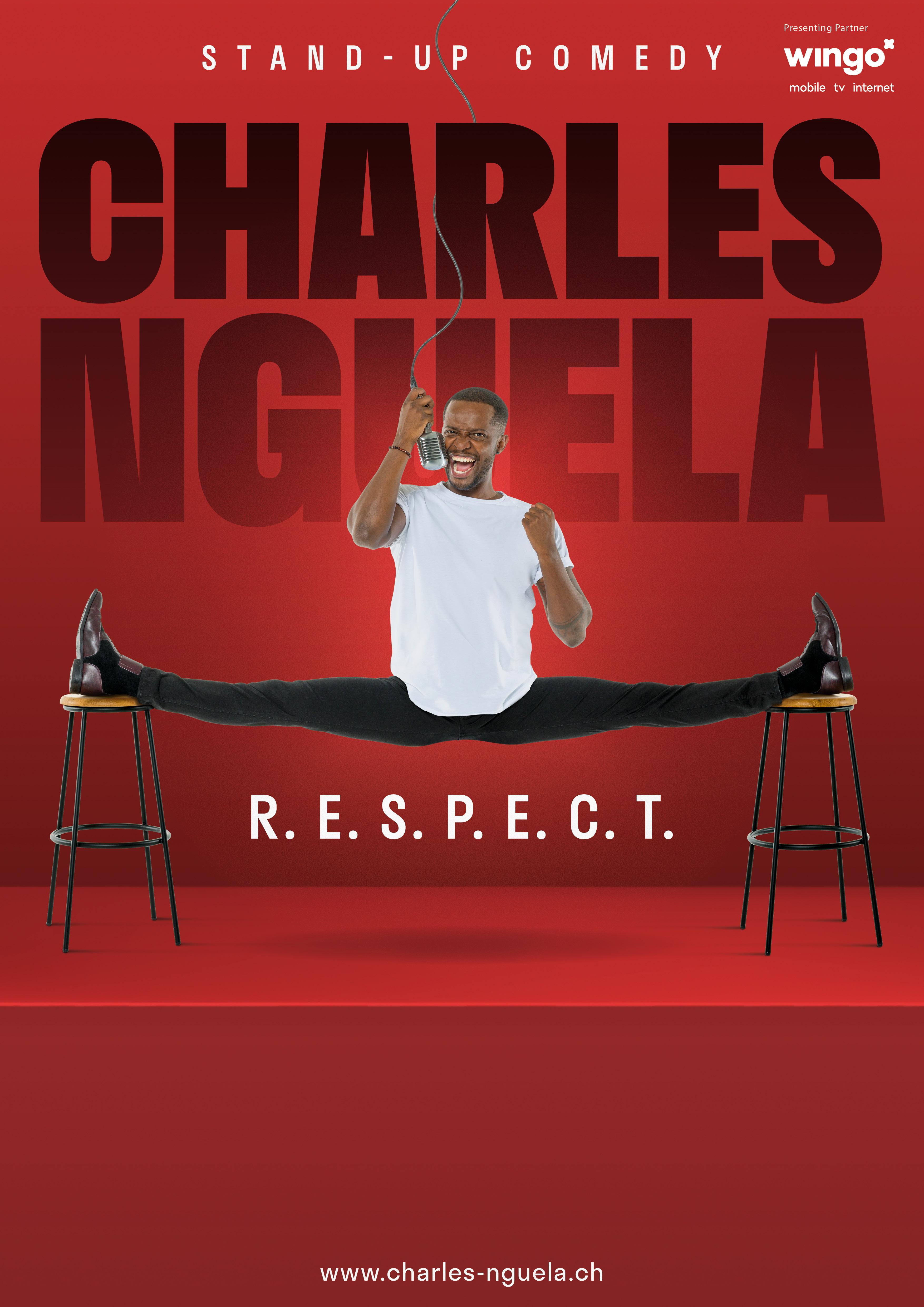 Charles Nguela - R.E.S.P.E.C.T.