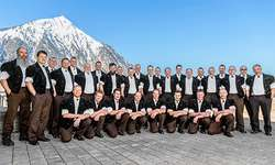 Jodlergruppe Alpengruss