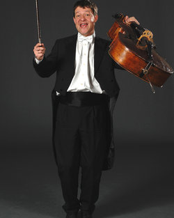 Thomas Grossenbacher, Cello und Daniel Glaus, Orgel - 1