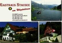 Gasthaus Stausee am Wägitalersee, 8858 Innerthal, der ideale Ort für Ausstellungen und Events