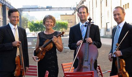 Sommerkonzert mit dem Sarastro Quartett