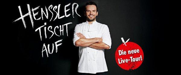 Steffen Henssler - Henssler tischt auf