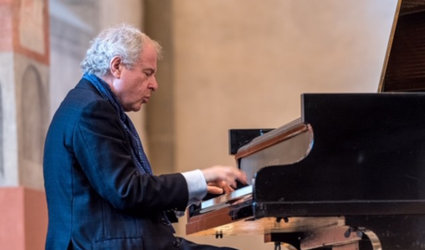 Meisterpianist Sir Andras Schiff in Rüti