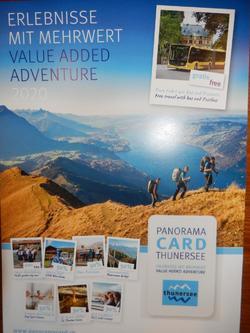 La Carte de Visiteur / Panoramacard avec des Prix avantageux dans notre Région
