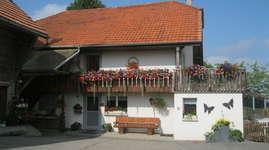 Bauernhof Ulrich: Chambre familiale