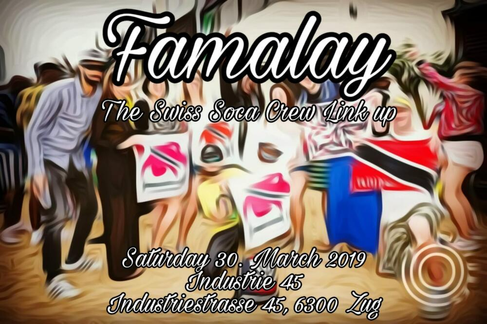 Soca Sessions - Famalay