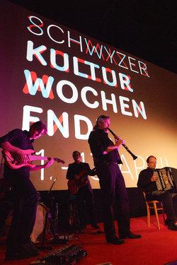Schwyzer Kulturwochenende - 1