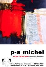 Exposition - Pierre-Alain Michel