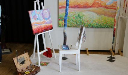 KunstHandWerk im Chesselhuus