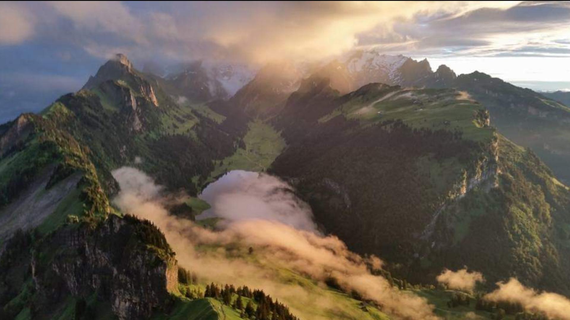 Abendfahrten Auf Den Hohen Kasten Schweiz Tourismus