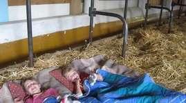 Bauernhof Ulrich: Dormir sur la paille