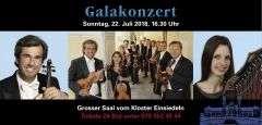 Musik im Kloster 2018: Galakonzert mit Pierre Cochand