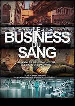 "Projection de film : ""Le Business du sang"""