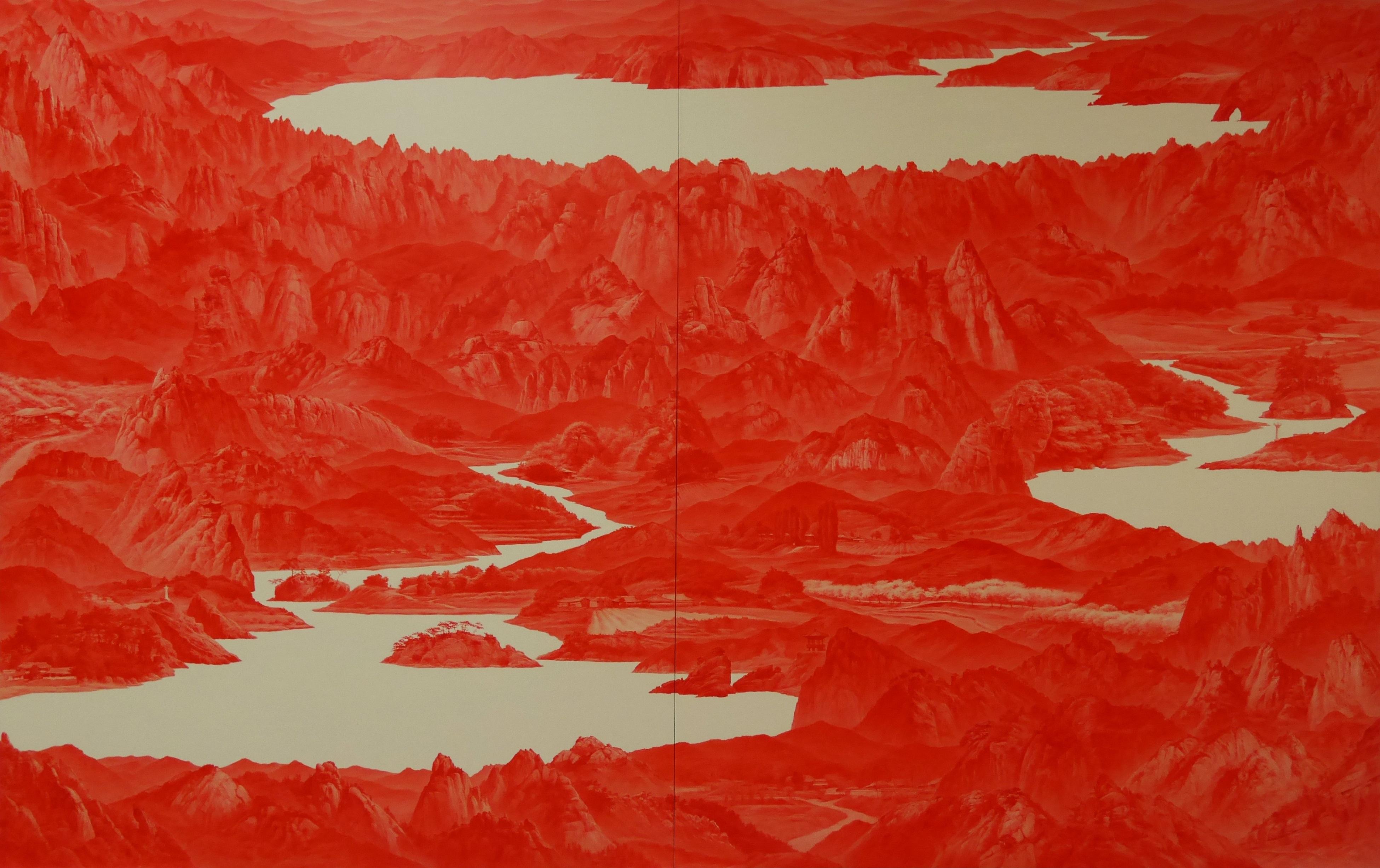 Grenzgänge: Nord- und südkoreanische Kunst aus der Sammlung Sigg