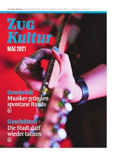 Zug Kultur Magazin Nr. 79  April 2021