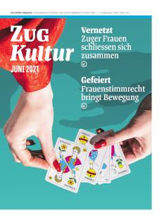 Zug Kultur Magazin Nr. 80  April 2021