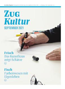 Zug Kultur Magazin September 2021