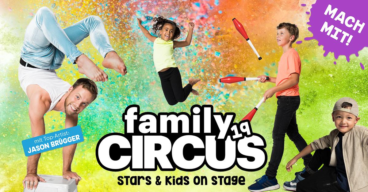 DAS ZELT: Family Circus 19