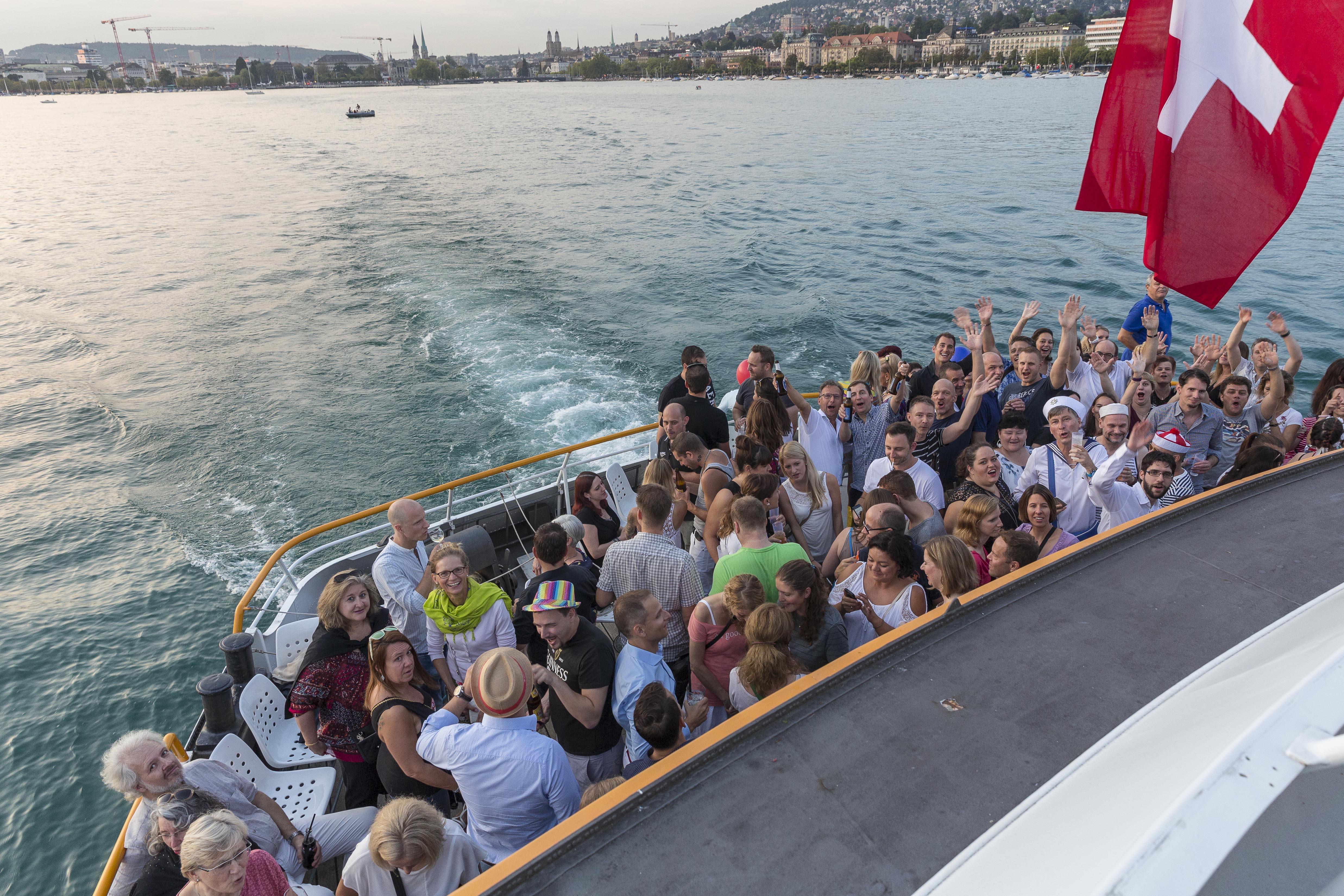 Schlager-Party-Schiff