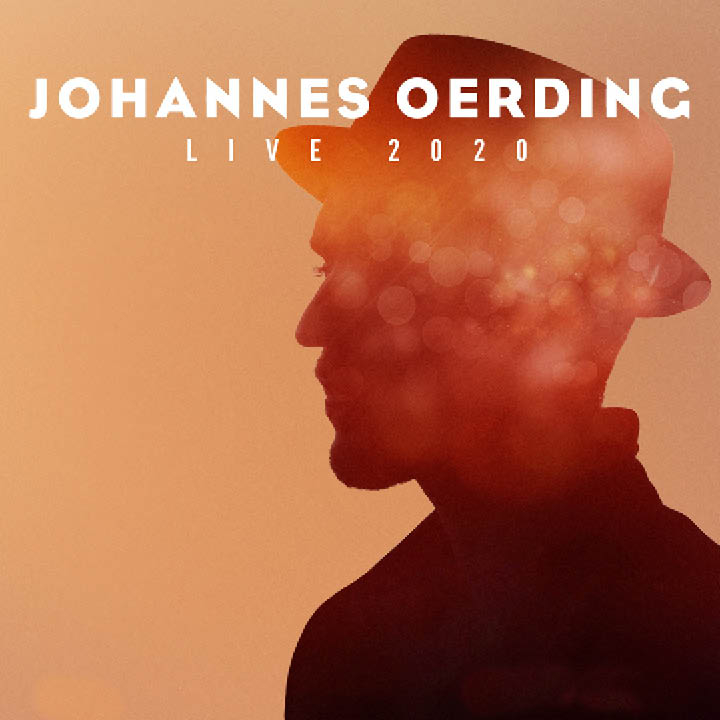AUSVERKAUFT: Johannes Oerding