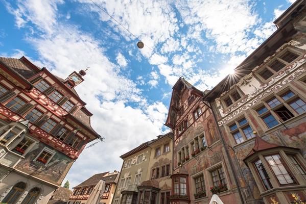 Zurück ins Mittelalter - Öffentliche Altstadtführung Stein am Rhein